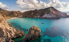 COVID-19 & Yacht Charter: Plan Now, Travel Later - Milos, the Secret Island of Greece