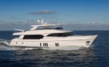 Luxury yacht ENTREPRENEUR joins Caribbean charter fleet
