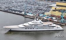 130m Lurssen 'Project Lightning' launched