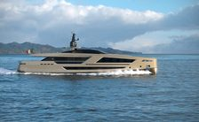 New 40m motor yacht Panam joins charter fleet