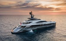 Brand new 48.8m superyacht EIV available for Bahamas yacht charter
