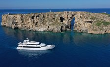 Greek yacht charter special: 25% discount offered on M/Y 'Carmen Fontana'