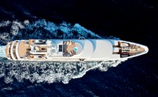 M/Y O'MEGA available for Caribbean charters in February 2020