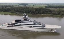 VIDEO: 142m Lurssen Superyacht NORD (Project Opus) Undergoes First Sea Trials