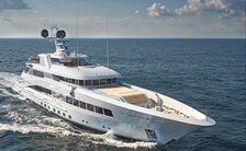 Feadship superyacht ROCK.IT joins charter fleet