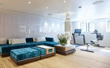 superyacht soaring beach club