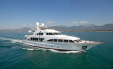 Superyacht 'Elena Nueve' offers Ibiza yacht charter special