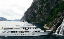 M/Y DAYDREAM available for Norway charter in Summer 2020