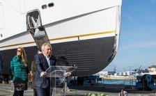 Benetti launches superyacht ALKHOR, aka FB273