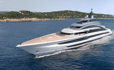 80m COSMOS will be 'world's largest and fastest aluminium yacht'