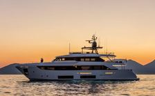 Brand new to the Mediterranean charter fleet: 33m PENELOPE