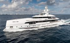 M/Y HOME available for Caribbean yacht charters