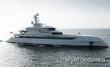 Superyacht EXCELLENCE on sea trials