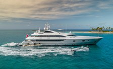 Mediterranean charter special: reduced summer rate for 55m MY Turquoise