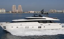 M/Y FREDDY now available for Bahamas yacht charters