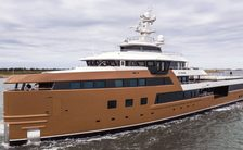 Delivered: Explorer yacht 'La Datcha'