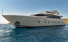 Greece yacht charter special: M/Y  ANAMEL offers 2020 discount
