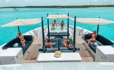 Newly refitted luxury yacht OCULUS joins Caribbean charter fleet