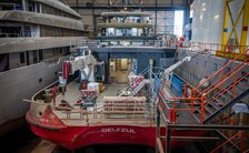 RAGNAR yacht taking shape at Icon Yachts