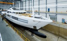 Heesen launches 55m superyacht 'Project Castor'