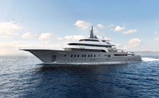 Brand new 85m VICTORIOUS joins the charter fleet