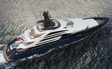 65m superyacht RESILIENCE joins the Bahamas charter fleet