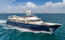 New England charter special: limited discount on 38m motor yacht ARIADNE