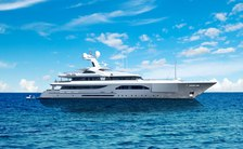 Discover the Caribbean onboard 58m Feadship motor yacht W this winter