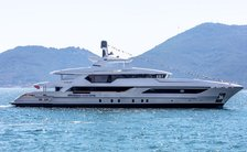 Charter fleet welcomes 48m yacht SILVER FOX to its ranks