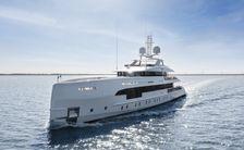 Brand new 50m ELA joins charter fleet in the Mediterranean