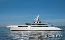 Green yachting: charter eco-friendly superyacht ETERNITY in the Bahamas this summer
