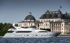 QUEEN OF SHEBA Yacht Review