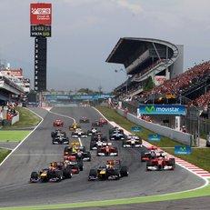 Circuit de Barcelona, Catalunya