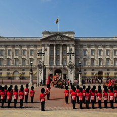 Buckingham Palace, England