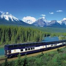 Rocky Mountain Train