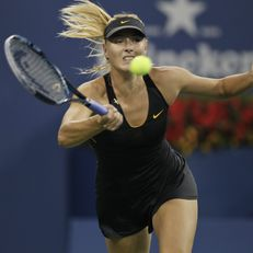 Maria Sharapova at the US Open