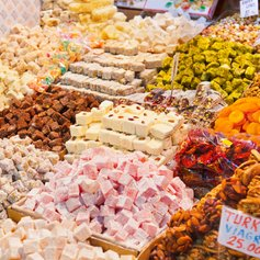 Sample Authentic Turkish Delight