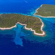 Zadar islands Croatia