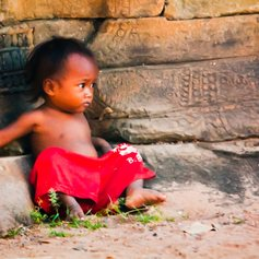 Child Poverty in Cambodia