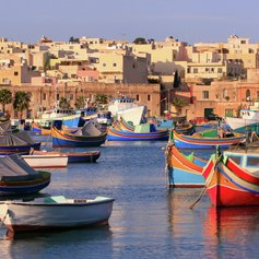 Discover the Charming Village of Marsaxlokk