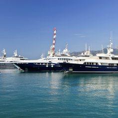 Anchor your Superyacht in Porto Montenegro Marina