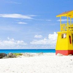 Enjoy the Softest, White Sands on Enterprise (Miami) Beach