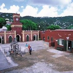 Visit the defences of Fort Christian
