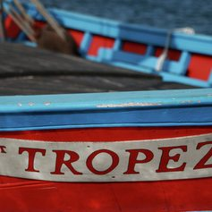 Relax in St Tropez Harbour