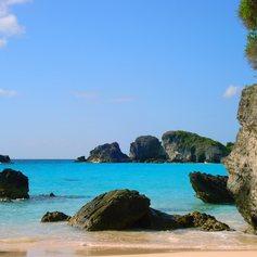Rocks on the sea an coastline