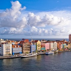 Willemstad Waterfront, Curacao