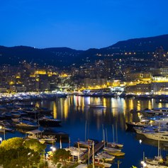 Start at the Monte Carlo Harbour