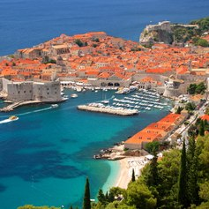 Dive in Dubrovnik