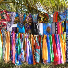 Caribbean clothing store