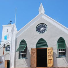 An example of Bermudian Sacred architecture
